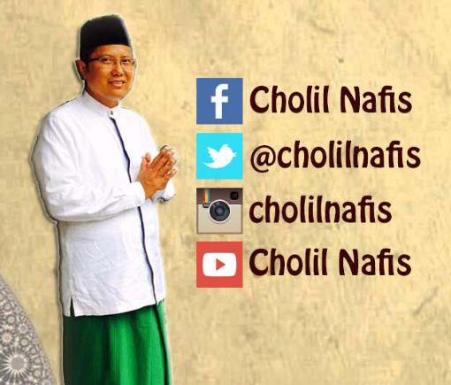 Website Resmi KH. Cholil Nafis, Ph.D